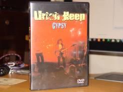 "DVD Uriah Heep (Gypsy) ""Vasik"""