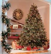 Оформление новогодних праздников