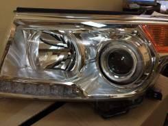 Фары рестайлинг Toyota Land Cruiser 200