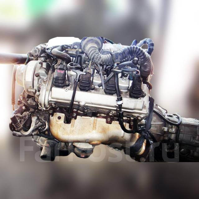 Двигатель в сборе. ГАЗ ГАЗель, 245, 264 ГАЗ 21 Волга Toyota: Crown Majesta, Crown, Land Cruiser, Aristo, Celsior, Soarer Lexus LS400, UCF10, UCF20 Lex...