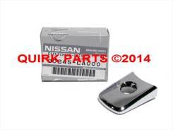 Накладка на ручки дверей. Nissan: X-Trail, Murano, Infiniti FX45/35, Rogue, Skyline Infiniti FX35, S50 Infiniti FX45, S50 Двигатели: QR25DE, M9R127, M...