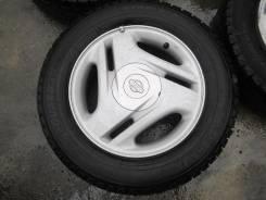 Nissan. 5.5x15, 5x114.30, ET45, ЦО 66,1мм.