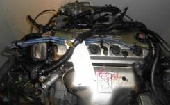 Двигатель в сборе. Honda Prelude Двигатель F22B
