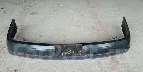 Юбка переднего бампера сааб 9000