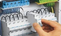 Электрик, электромонтажные работы, вызов и услуги электрика