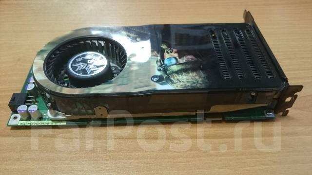 Видеокарта ASUS EN8800GTS/HTDP/640M