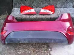 Бампер. Ford Fiesta Двигатель SPJA