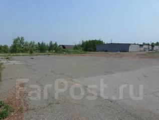 Открытая площадка, земельный участок.