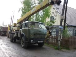 Ивановец КС-3577. Маз ивановец 14т, 14 000 кг.