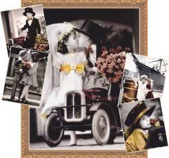 Свадебные, праздничные фото и портреты в большом формате. Под заказ