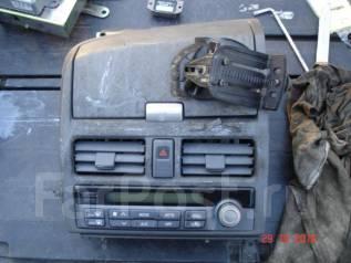 Блок управления климат-контролем. Nissan Presage, VU30 Двигатель YD25DDTI