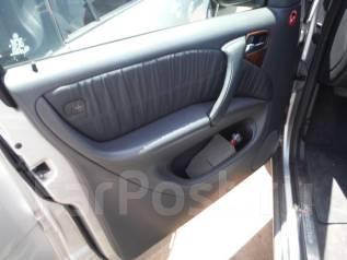 Дверные обшивки кожа Mercedes-Benz ML163 M-class. Mercedes-Benz M-Class, W163, 163