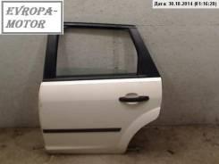 Дверь на Ford Focus II 2005 г. в наличии цвет: серебро - продам