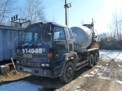 Isuzu Forward. Продам миксер, 17 000 куб. см., 5,00 куб. м.