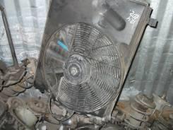 Вентилятор радиатора кондиционера. Mercedes-Benz E-Class, 124 Двигатель 102