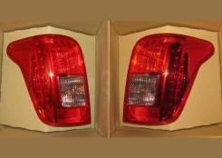 Стоп-сигнал. Toyota Corolla Fielder, ZRE144, ZRE142, NZE141, NZE144 Toyota Origin Двигатели: 2ZRFE, 1NZFE