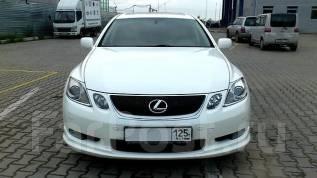 Обвес кузова аэродинамический. Toyota Lexus