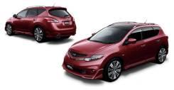 Обвес кузова аэродинамический. Nissan Murano, Z51, PNZ51, TZ51, TNZ51 Двигатели: VQ35DE, QR25DE