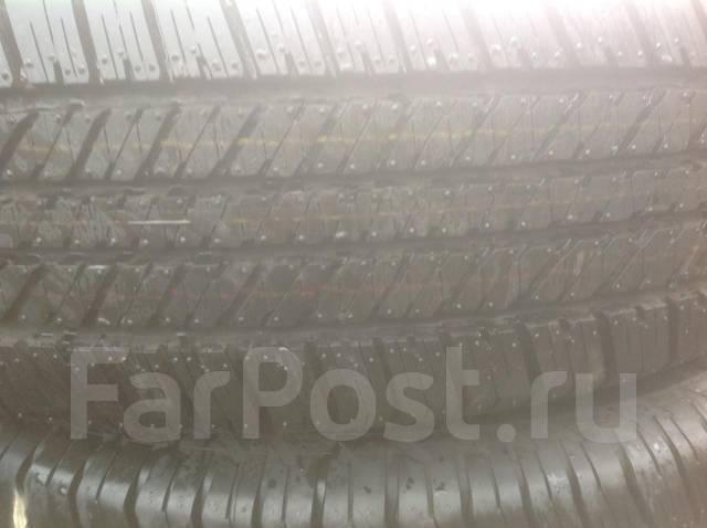 Bridgestone Dueler H/T 684II. Всесезонные, 2012 год, без износа, 4 шт