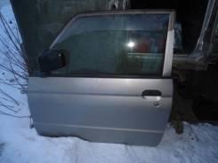 Дверь боковая. Mitsubishi Pajero Mini, H58A Двигатель 4A30
