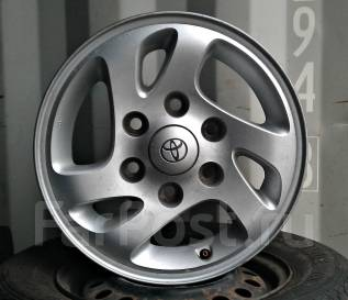 "Toyota. 6.0x15"""
