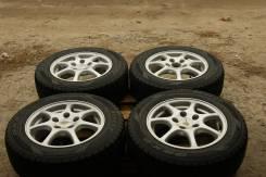 Комплект зимних колес Modulo (#148). 6.0x15 5x114.30 ET55 ЦО 64,0мм.
