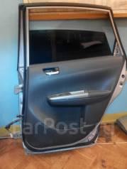 Дверь боковая. Subaru Impreza, GE3 Двигатель EL15