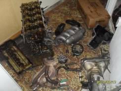 Двигатель. Toyota Allex, ZZE123 Двигатель 2ZZGE