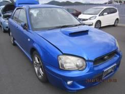 Subaru Impreza WRX. GGA, EJ205