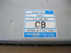Блок управления двс. Suzuki Escudo, TD62W Двигатель H25A