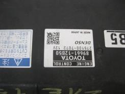 Блок управления двс. Toyota Auris, ZRE152 Двигатель 2ZRFE
