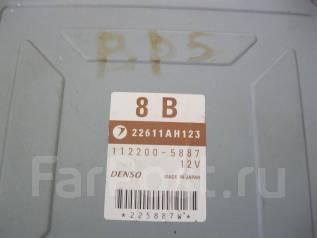 Блок управления двс. Subaru Legacy, BL5, BP5 Двигатели: EJ20X, EJ20