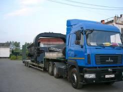 МАЗ 6430А9-1320-010. Тягач седельный, 11 122 куб. см., 25 850 кг.