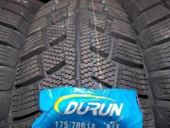 Durun D2009. Зимние, без шипов, 2015 год, без износа, 4 шт