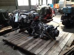 Двигатель в сборе. Isuzu Forward, FRR34 Двигатель 6HK1