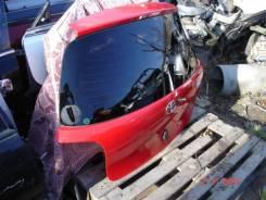 Дверь багажника. Toyota Vitz, SCP13, NCP131, NCP10, NCP13, SCP10