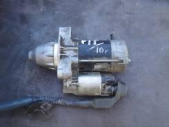 Стартер. Honda Fit, DBA-GE7, DBA-GE6, GE6 Двигатель L13A