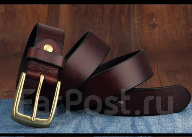 Мужские коричневые кожаные ремни ремни мужские из натуральной кожи магазин