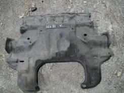 Защита двигателя. Toyota Mark II, JZX81 Двигатель 1JZGTE