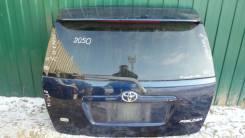 Дверь багажника. Toyota Corolla Fielder, NZE121G Двигатель 1NZFE