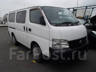 Nissan Caravan. автомат, задний, 2.0, бензин, б/п, нет птс. Под заказ