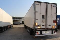Krone SDR27. Рефрижератор Krone SDR 27, установка Carrier vektor 1800, 39 000 кг.