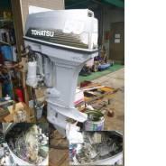 Tohatsu. 50,00л.с., 2х тактный, бензин, нога L (508 мм), Год: 1999 год
