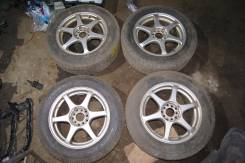 Комплект колес  215/60/16 +зима остаток 80% , отправлю, Proauto25, №4