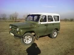 УАЗ 469. 3151, 417