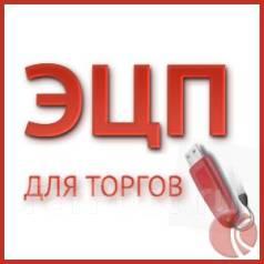 ЭЦП 2.0 для госзакупок, торгов, Сбербанка.
