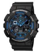 Часы Casio G-Shock GA-100-1A2 в отличном состоянии!