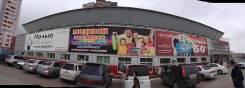 Торговые помещения. 200 кв.м., Энтузиастов б-р 2, р-н МЖК. Дом снаружи