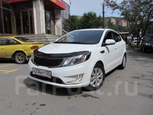 """Kia-Rio 2012 год """"Alfa-Car"""""""