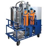 УВФ-2000(бис) Установка для очистки трансформаторного масла. Под заказ